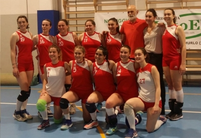 MONTEMURLO VOLLEY ASD PROMOSSA IN 2DF