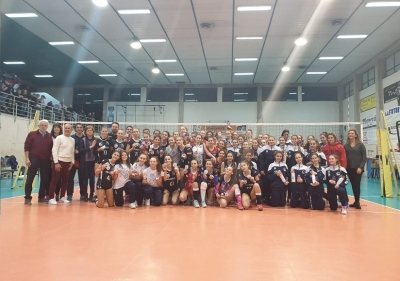 Final Four Under 14 Femminile: Aiete Prato Volley Project Campione Territoriale 2019/2020