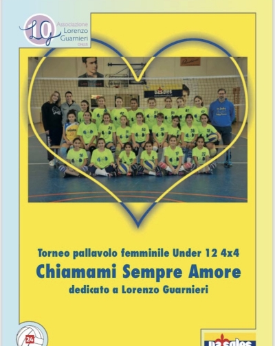 DOMMO CUP - Chiamami sempre amore