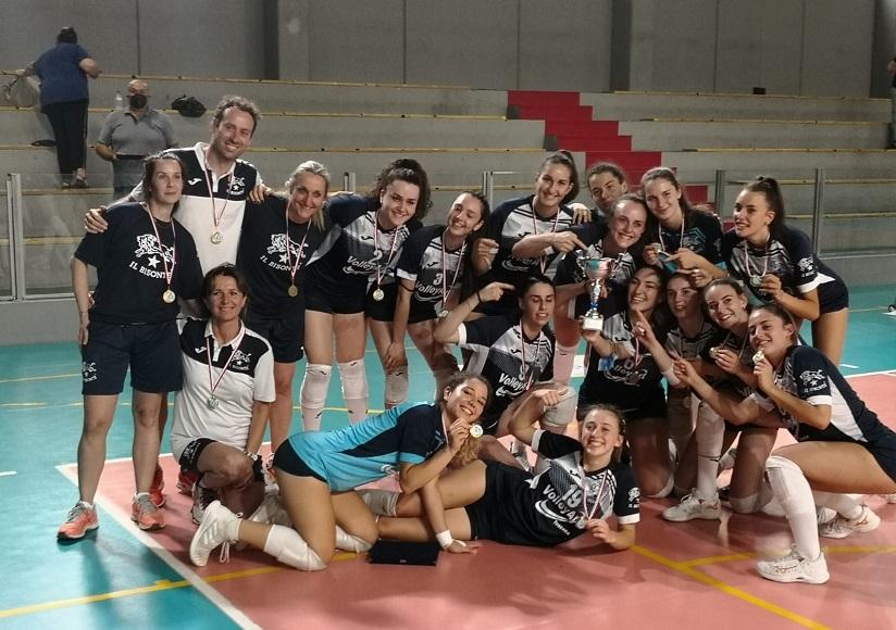 IVOLLEY ART TOSCANA CAMPIONE REGIONALE U19F 2020/2021